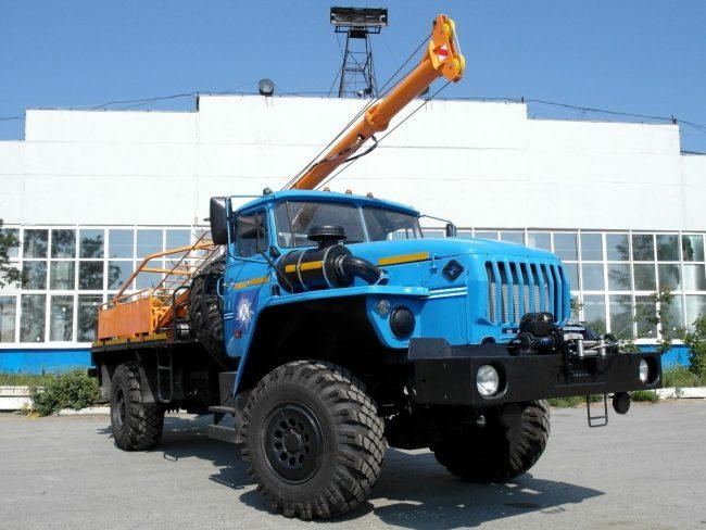 БКМ-515