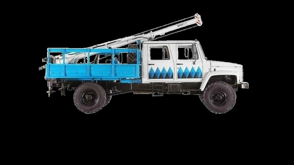 Бурильно-крановые машины (БКМ)