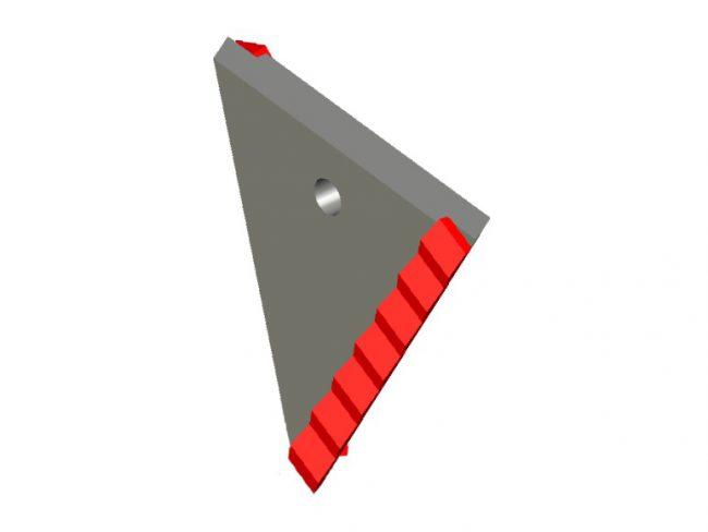 Забурник Б-50А.05.100