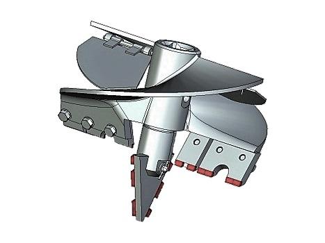 Бур БК-01207