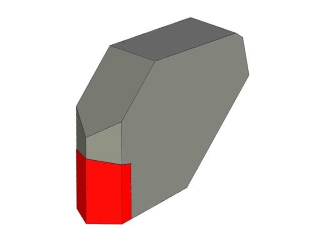 Резец Р-45.000