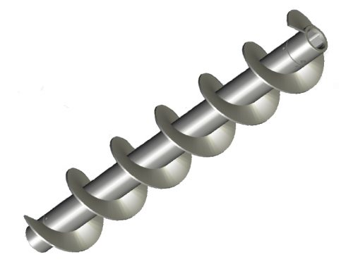 Шнек-вставка (0,6 м)