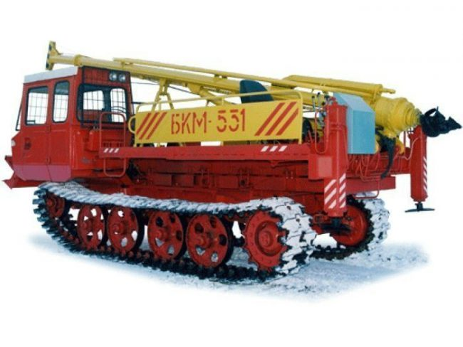 БКМ-531