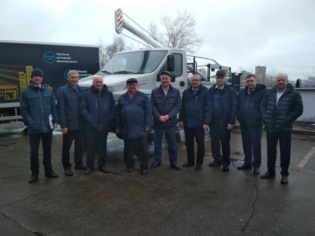 Новые БКМ на базе NEXT уже в ПАО Россети
